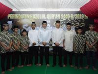 Danrem 141/Tp Kolonel Inf Suwarno S.A.P, Lakukan Safari Ramadhan