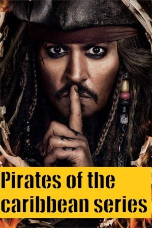 Pirates of the Caribbean Series All Movies in Hindi dubbed Download