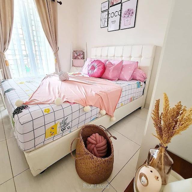 Desain Kamar Tidur Sederhana tapi Mewah Terbaru