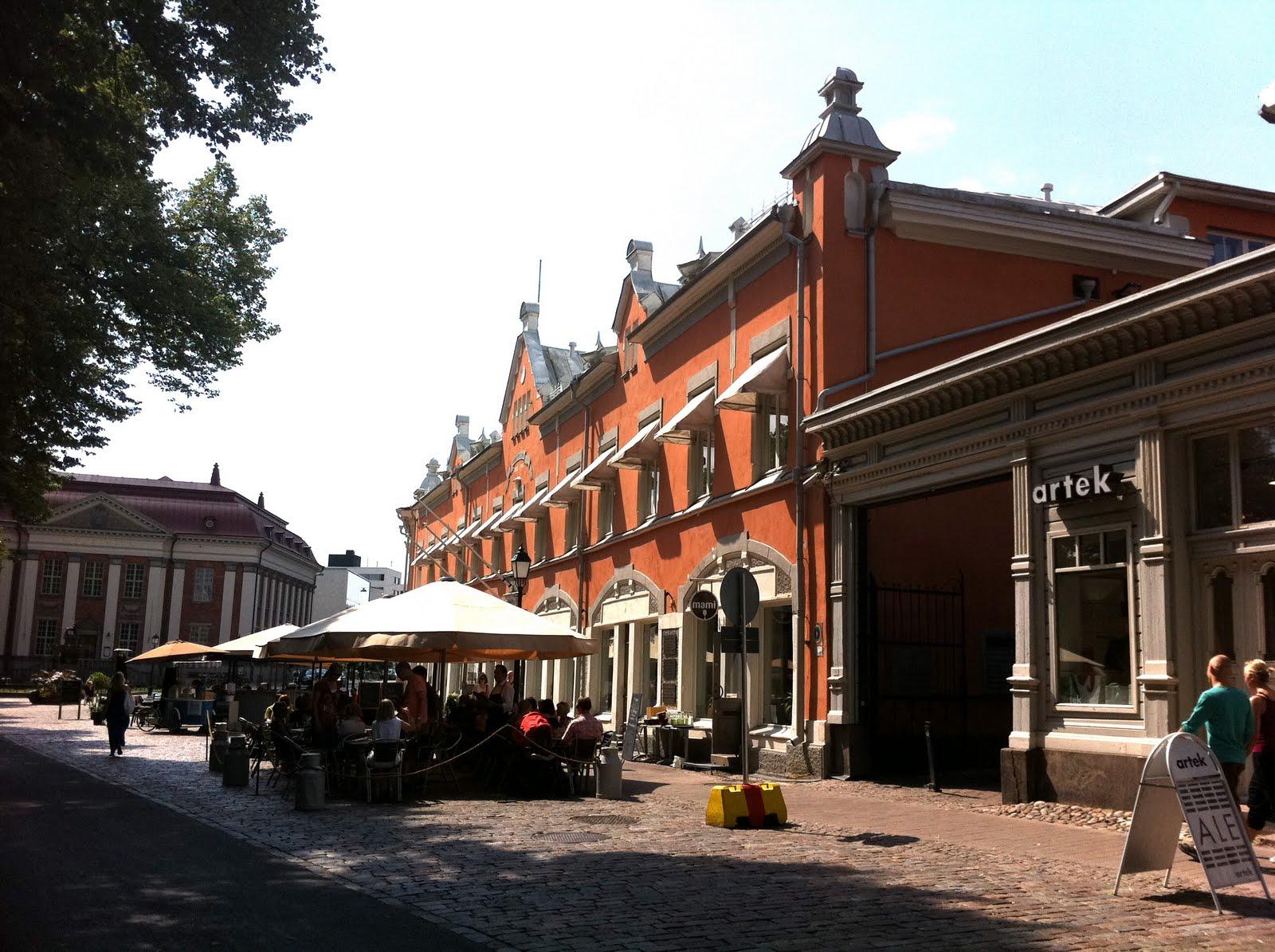 Kiipeily Turku