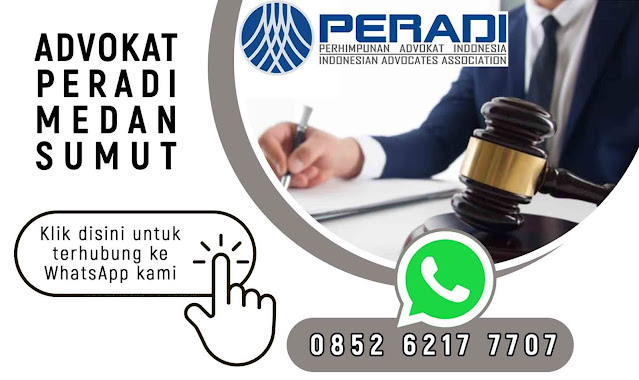 Daftar nama Advokat PERADI di Medan