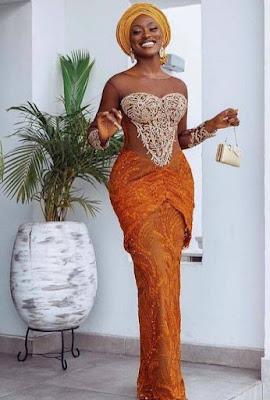 Trendy Asoebi Styles