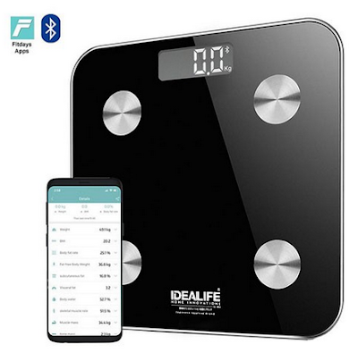 Idealife Digital Bathroom Smart Scale IL-273
