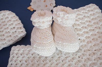 6 -Crochet Imagen Peucos o boticas a crochet fácil sencillo por Majovel Crochet.