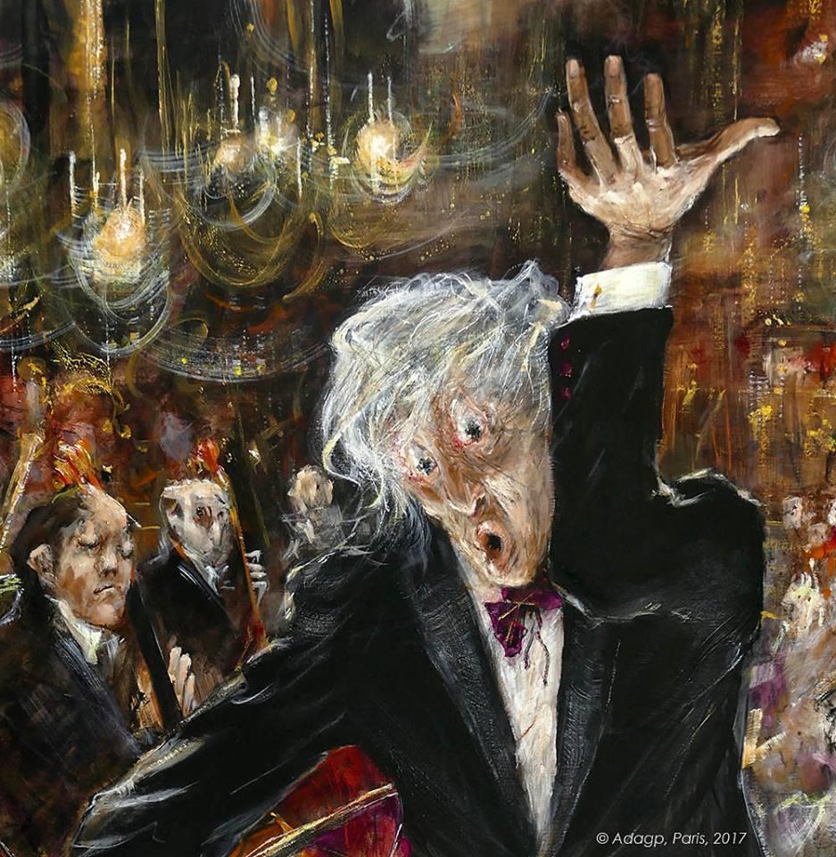 Marcel Nino Pajot Quand tu es premier violon