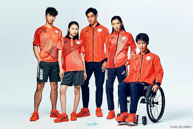 Asics Perkenalkan Seragam Olahraga Resmi Skuad Jepang di Olimpiade Tokyo 2020 yang Ramah Lingkungan