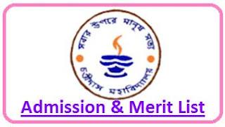 Chhatna Chandidas College Merit List