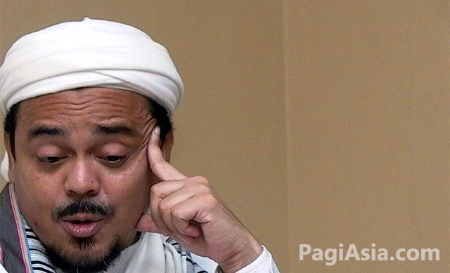Habib Rizieq Takut Pulang Ke Indonesia Dan Berencana Memperpanjang Visa Di Arab Saudi