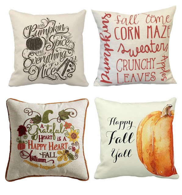fall pillows ideas