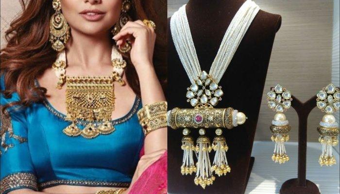Maharani Style-Multi Layered Necklace