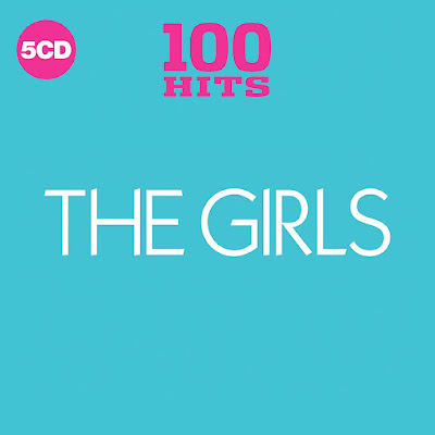 100 Hits The Girls 2018 5CD Mp3 320 Kbps