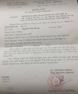 Lái xe của Nguyễn Đình Thục bị bắt