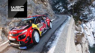 2019 Rally Monte Carlo