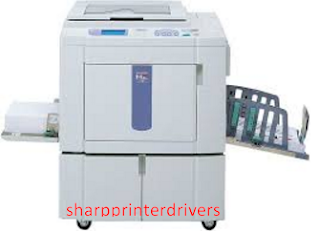 Sharp MX-B400P Printer Driver Download