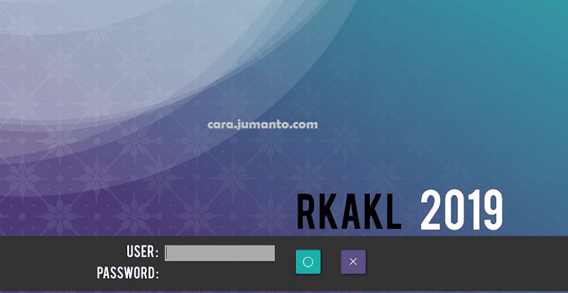 download update aplikasi rkakl 2019 terbaru