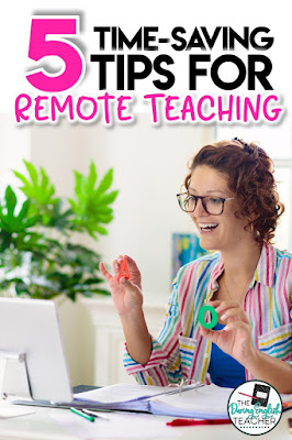 Remote Teaching Tip: Keep Your Inbox Organized