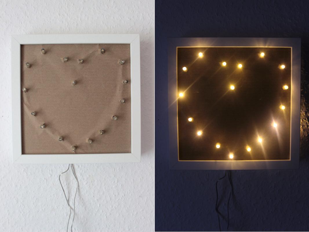 neulich im leben bau dir deinen eigenen leuchtbuchstaben. Black Bedroom Furniture Sets. Home Design Ideas