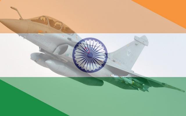 Rafel fighter jet