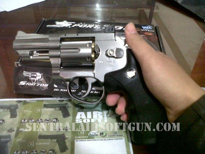 Wingun airsoft gun