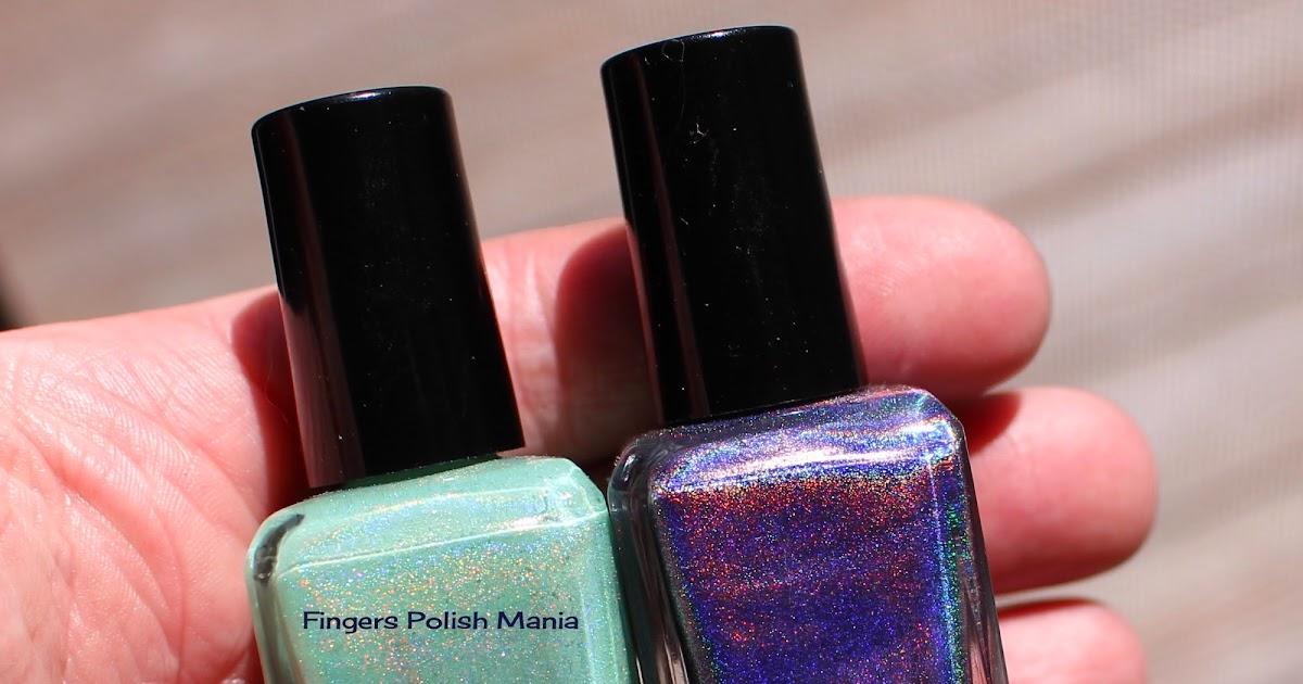 fingers polish mania: Enchanted Polish Keep Watch and ...  Enchanted Polish Keep Watch