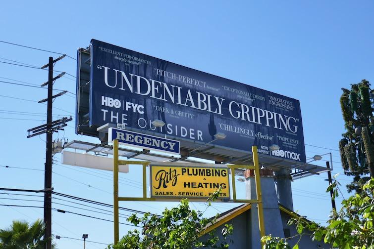Outsider 2021 FYC billboard