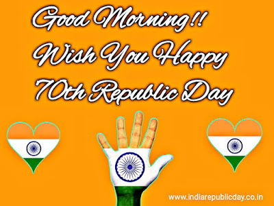 Good Morning Republic Day Images