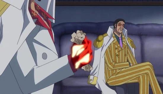 Pengganti Seiyuu  Kizaru/Borsalino Diumumkan