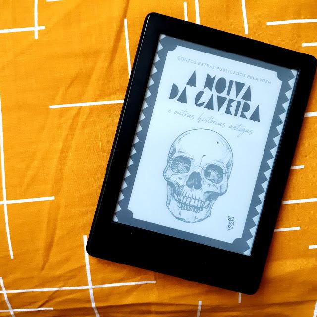 Livro A Noiva Caveira e Outras Histórias da Editora Wish