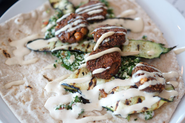 Hello Freckles Harissa Kitchen Newcastle Restaurant Takeaway Kebab