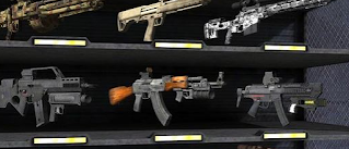 Lokasi Senjata Ampuh PUBG
