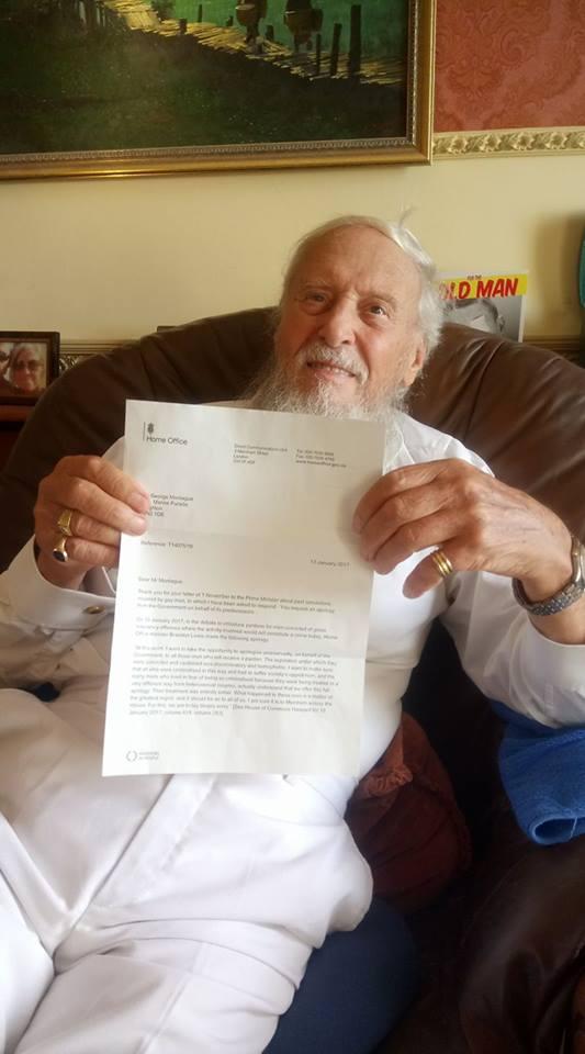 Condenado por ser gay, britânico recebe pedido de desculpas após 43 anos