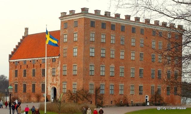 Svaneholms slott - Sverige