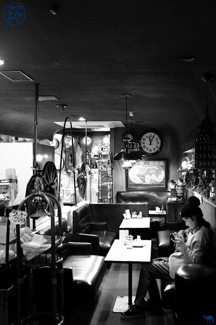 Le Chameau Bleu - Coffee Pol a Aomori Tohoku Japon