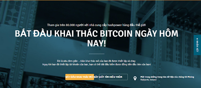 genesis-mining khai thác bitcoin