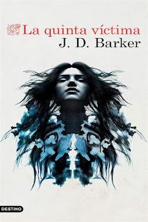La quinta víctima | 4MK Thriller #2 | J.D. Barker