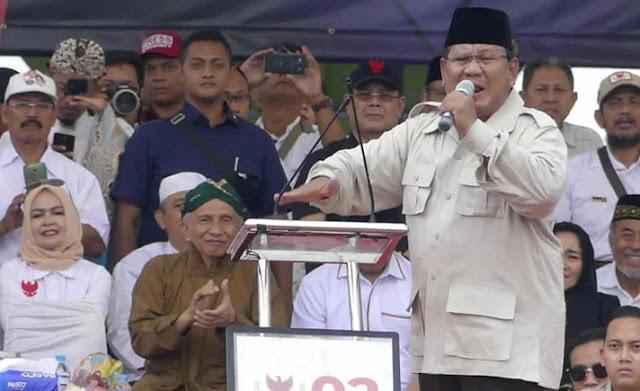 PA 212: Lembek ke China, Jokowi Harus Pecat Prabowo