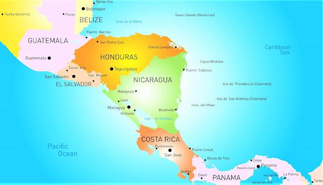 Centroamérica el territorio mexicano perdido