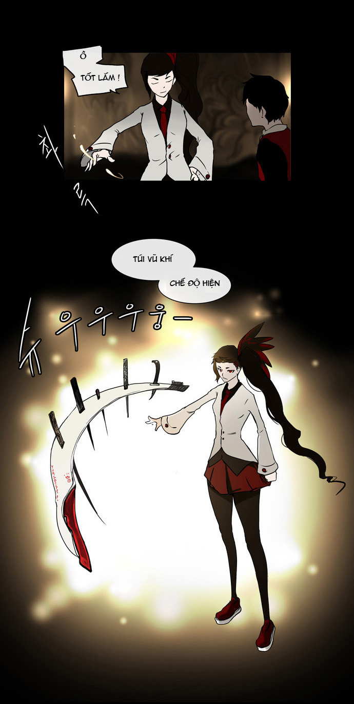 Tower of God chapter 2 trang 37