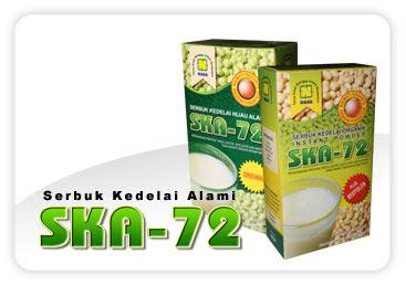 Serbuk Kedelai Alami (SKA-72)