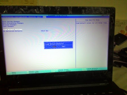 Cara Install Windows 7 Lenovo g40