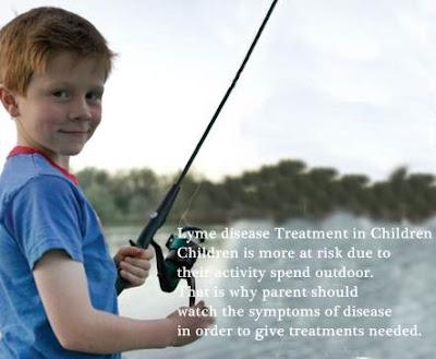 Lyme disease Treatment in Children