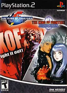 Descargar The King of Fighters 2000/2001 PS2
