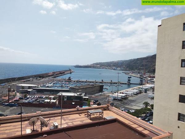 El Ayuntamiento celebra la reducción del ruido en el puerto de Santa Cruz de La Palma
