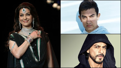 juhi-chawla-enjoyed-working-with-aamir-srk