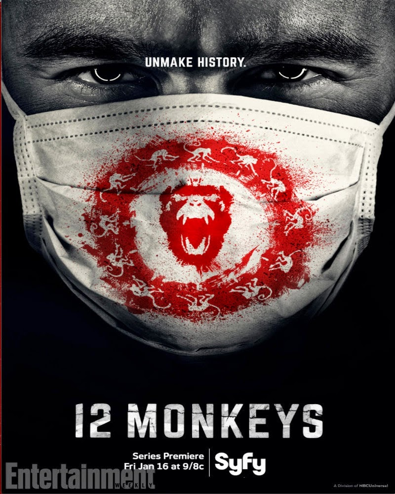 12 Monkeys (2015-) ταινιες online seires oipeirates greek subs