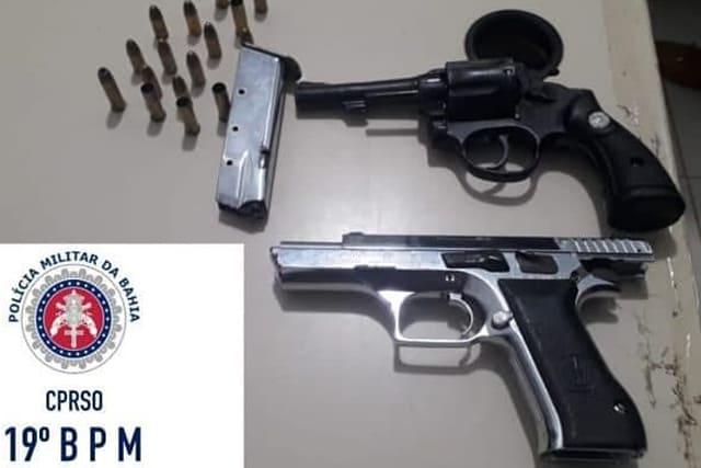 Dois homens morrem em confronto com a polícia em Jaguaquara