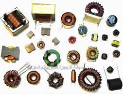 الملفات الكهربائية Coils