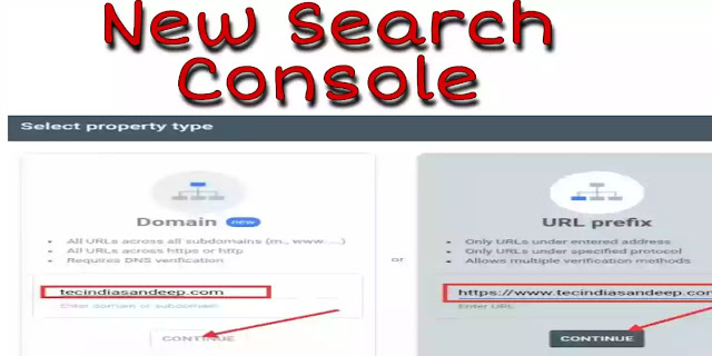 How To what is New Google Search Console
