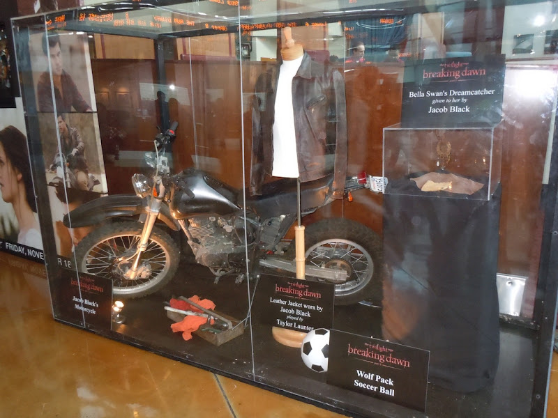 Twilight Breaking Dawn costume and props