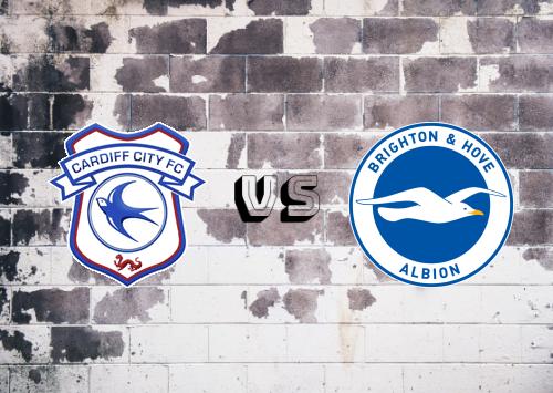 Cardiff City vs Brighton & Hove Albion  Resumen